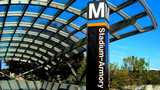 Traffic Reporter Martin DiCaro on BLUE Line Rosslyn Tunnel and MetroMinder